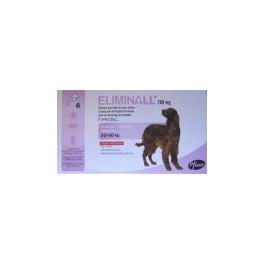 ELIMINALL 268 MG PERRO 20-40 KG